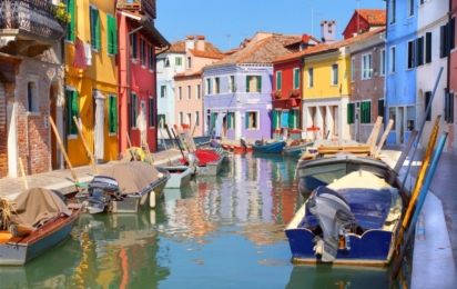 Венеция. о. Бурано