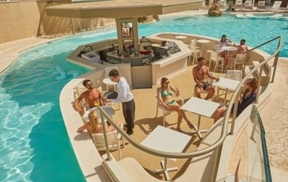 Forte Village Resort. Бар