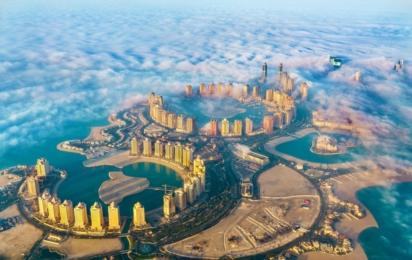 Остров Жемчужина-Катар