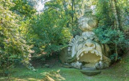 Рим. «Священный лес»