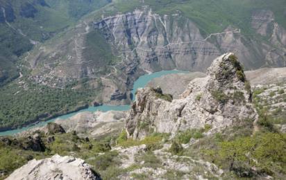 Дагестан. Сулакский каньон