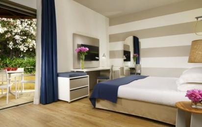 NAXOS BEACH RESORT. De Luxe Villa double