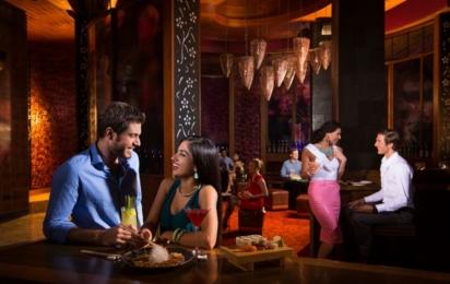 ATLANTIS THE PALM, DUBAI. Ресторан Nobu