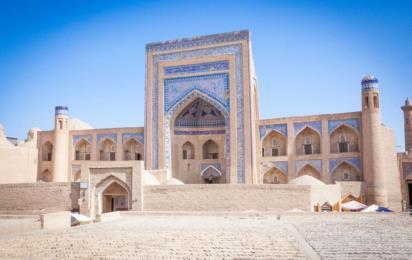 Узбекистан. Древний город Хива