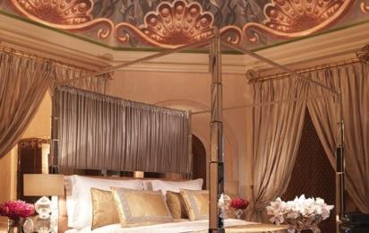 ATLANTIS THE PALM, DUBAI. Royal Bridge Suite