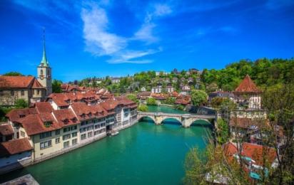 Швейцария. Берн