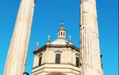 Милан. Базилика Сан Лоренцо