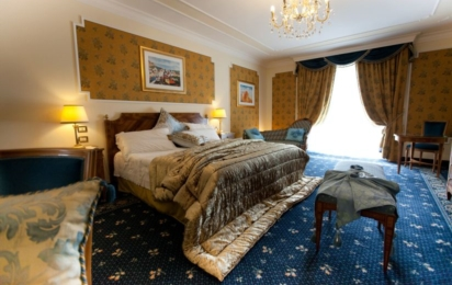 ABANO GRAND HOTEL. Presidential Suite