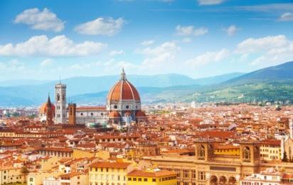 Флоренция. Панорама