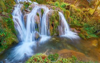 Златибор. Водопад Гостилье