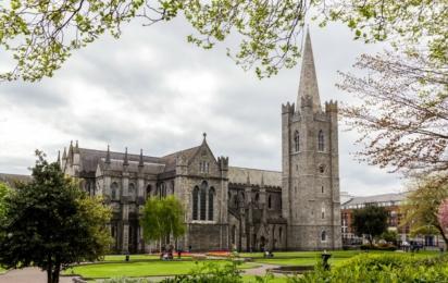Дублин. Собор Святого Патрика
