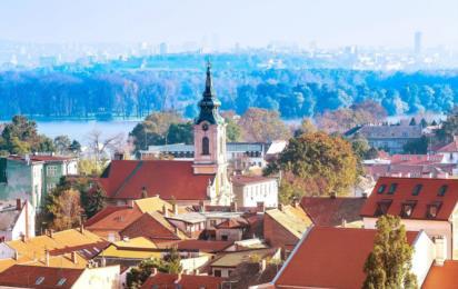 Белград. Район Земун