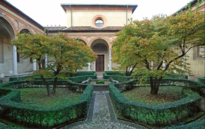 Милан. Санта-Мария-делле-Грацие