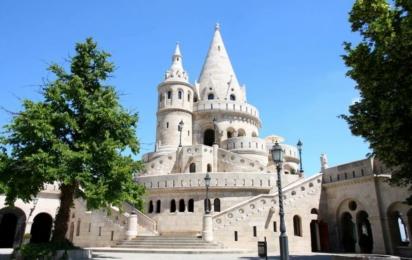 Будапешт. Замок Буда