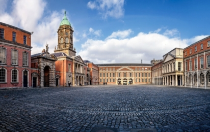 Дублин. Дублинский замок