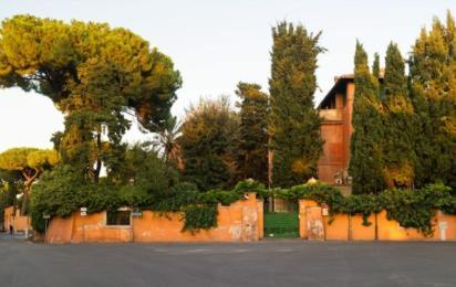 Рим. Авентинский холм
