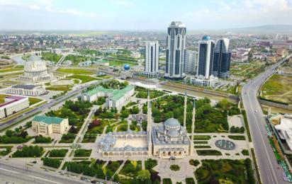 Чеченская Республика (Чечня). Грозный