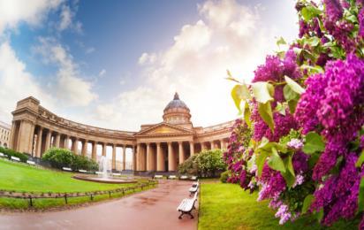 Санкт-Петербург весенний