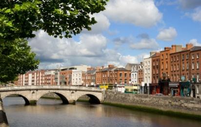 Ирландия. Дублин