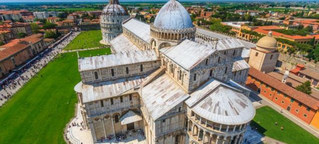 Пиза. Кафедральный собор Дуомо