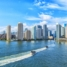 Майами. Катера и небоскребы