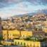 Мессина. Панорама старого города