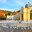 Марианске-Лазне. Поющий фонтан