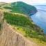 Россия. Озеро Байкал. Остров Ольхон. Мыс Хобой
