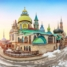 Казань. Храм всех религий зимой