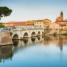 Римини. Мост Тиберия